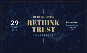 Rethink Trust Blockchain Conference