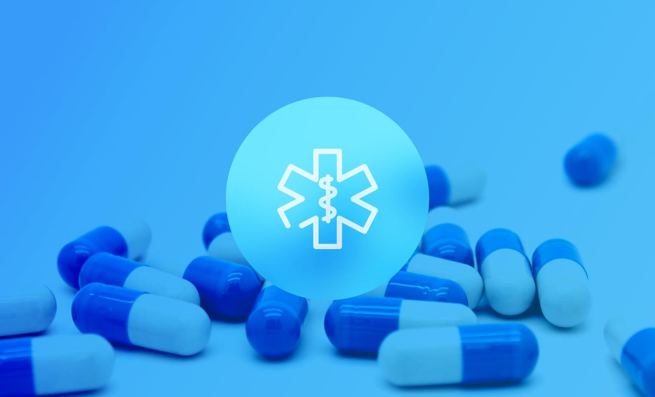 Blockchain Lab Healthcare Cover