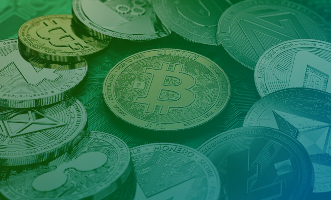 Cryptocurrency Development cover