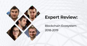 Blockchain Ecosystem 2018-2019